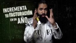 INCREMENTA TU FACTURACIÓN EN UN AÑO | CARLOS MUÑOZ