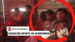 Niñas y niños migrantes no acompañados | Save the Children