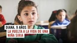 La historia de Diana | Save the Children