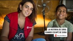 La historia de Siraj: Cuando escapé de Siria   Save the Children