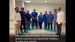 Hospital General INSABI en Tekax, Yucatán