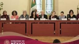 Informe sobre políticas y acciones del #GobiernoDeMéxico a favor de las mujeres y las niñas