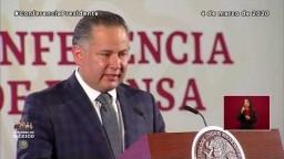 Santiago Nieto, titular de la UIF, informó sobre las investigaciones contra corrupción e impunidad