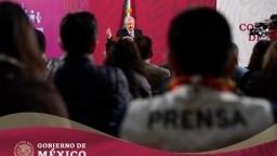 #ConferenciaPresidente | Miércoles 11 de marzo de 2020