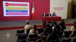 #ConferenciaDePrensa: #Coronavirus #COVID19 | 10 de marzo de 2020