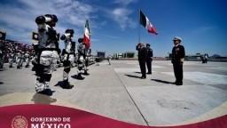 Clausura del Curso de Formación Inicial para la Guardia Nacional | Gobierno de México