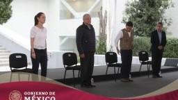 Supervisión de Infraestructura Hospitalaria IMSS-Insabi en Coyoacán, Ciudad de México