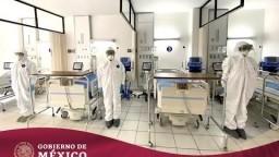 Supervisión de Infraestructura Hospitalaria SEDENA - INSABI, desde Temamatla, Edomex