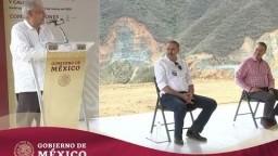 Supervisión de la carretera Badiraguato-Guadalupe y Calvo | Gobierno de México
