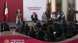 #ConferenciaPresidente | Jueves 23 de abril de 2020