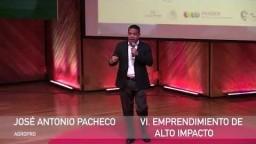VI. Emprendimiento de Alto Impacto: AGROPRO