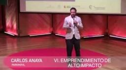 VI. Emprendimiento de Alto Impacto: Parkimovil