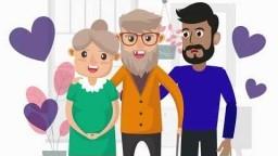 #YoMeSumoALaIgualdad. Cuidados a personas adultas mayores.
