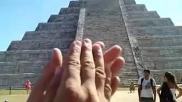 Chichen Itza y el efecto de sonido del Quetzal
