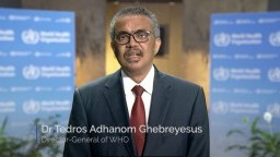 WHO Director-General Dr Tedros message: COVID-19 anniversary and looking towards 2021