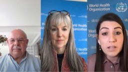 #COVID19 vaccines LIVE Q&A with Dr @Kate_L_OBrien and Dr Alejandro Cravioto - #AskWHO of 7 Jan. 2021