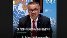 WHO Director-General on COVID-19 vaccine intellectual property waivers