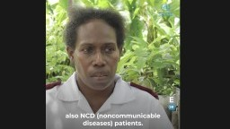 Responding to noncommunicable diseases in Solomon Islands