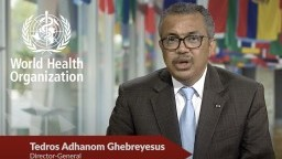 WHO Director-General message for two year anniversary of the SDG3 Global Action Plan