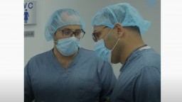Reopening of the medical warehouse in Beirut, Lebanon