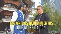LAS ÚNICAS HERRAMIENTAS QUE NO SE OXIDAN   Carlos Muñoz