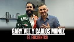 GARY VEE Y CARLOS MUÑOZ EL ENCUENTRO  | Carlos Muñoz