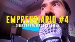 EMPRENDIARIO #4 DETRÁS DE CÁMARAS de la expo real estate