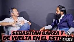 SEBASTIAN GARZA DE VUELTA EN EL ESTUDIO