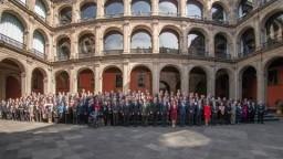 31 Reunión con cónsules, embajadoras y embajadores de México