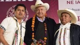 Diálogo con pueblos indígenas, desde Pahuatlán, Puebla