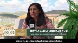 Zacatecas. Foro de consulta. Mujeres trabajando juntas por la transformación de México