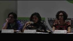Mesa. Participación política de mujeres indígenas y afromexicanas